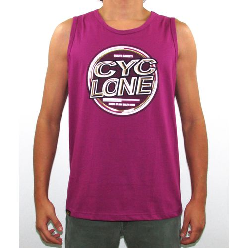 CAMISA-CYCLONE-REGATA-GOOD-METAL-GG-XL-VIOLETA