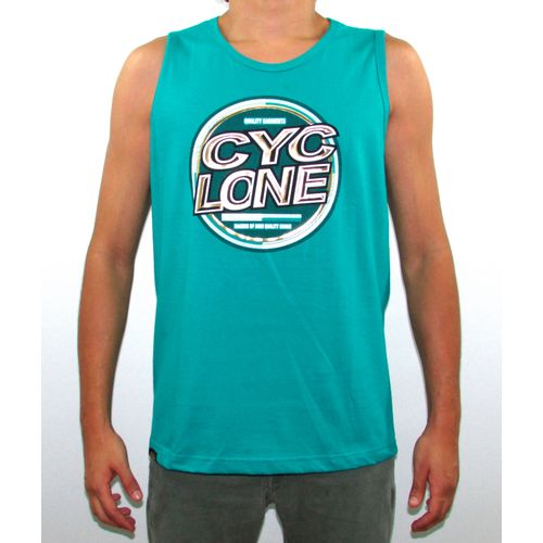 CAMISA-CYCLONE-REGATA-GOOD-METAL-GG-XL-VERDE-AGUA