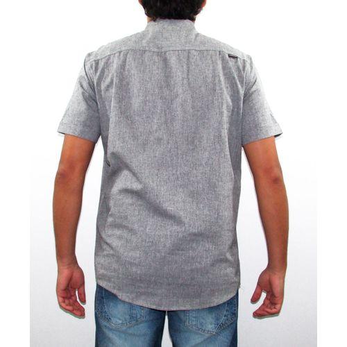Camisa Tecido Chambray