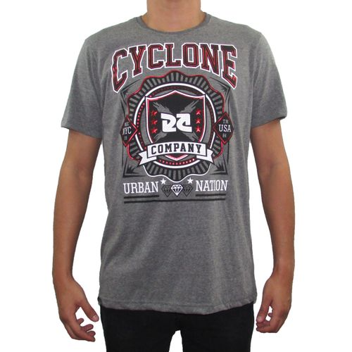 Camiseta College Metal