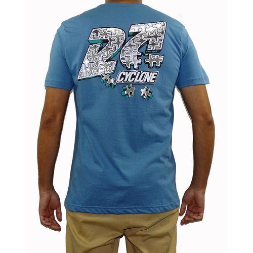 Camisa Puzzle Metal