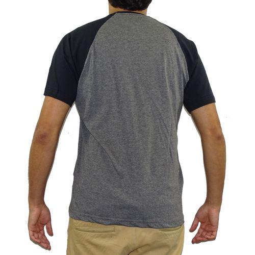 Camisa Diferenciada Raglan Bottom