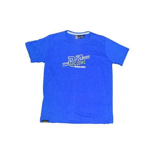 Camiseta Infantil Mosaic Metal