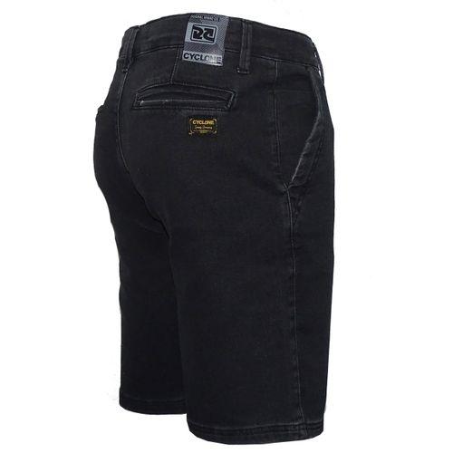 Bermuda Jeans Moletom Skater