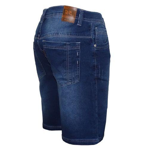 Bermuda Jeans Moletom Marrocos