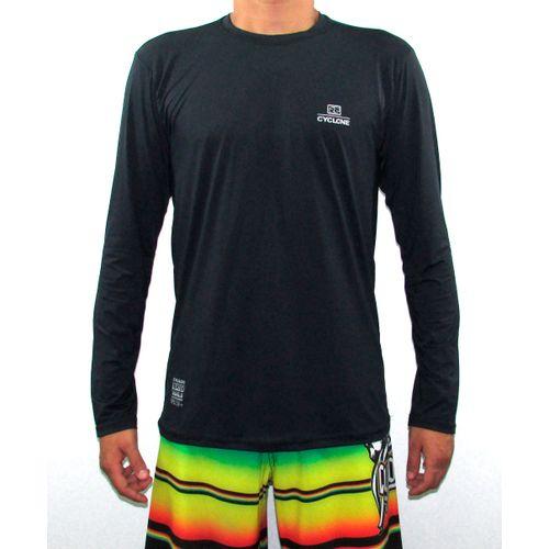 Camisa Hibrida Manga Longa UV