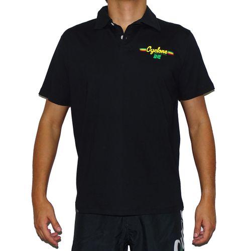 Camisa Polo Jamaican Rasta Metal