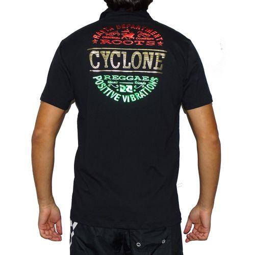 Camisa Polo Rasta Music Metal