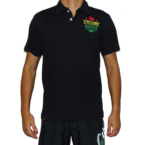 Camisa Polo Rasta Music Metal