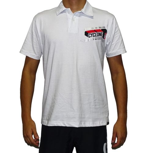 Camisa Polo Cube Metal