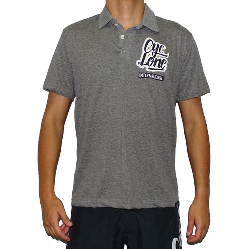 Camisa Polo Silver Metal