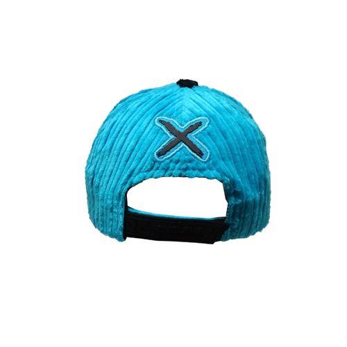 Logo X Azul Costas