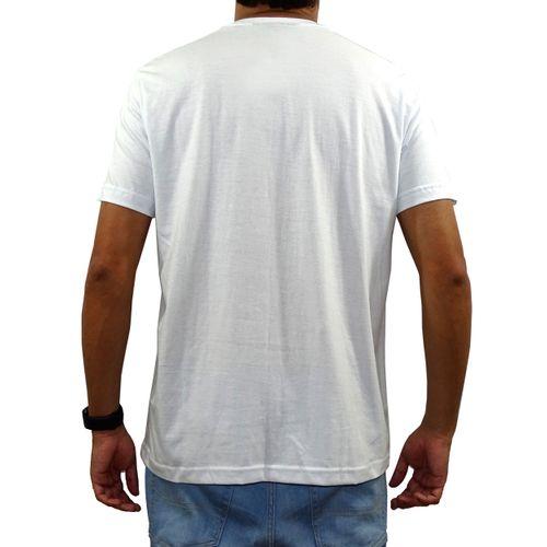 Camisa SK8 Branca Costas