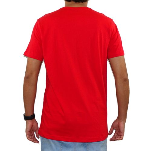 Camisa SK8 Vermelha Costas