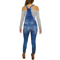 Macacão Jeans Blue