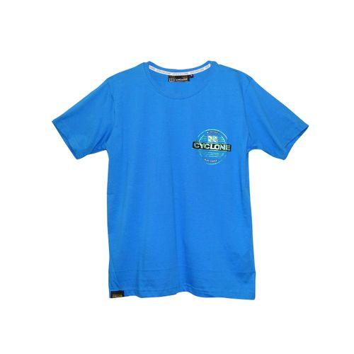 Global Metal Infantil Azul Frente