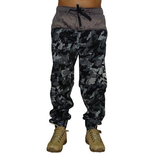 Camuflage Cinza