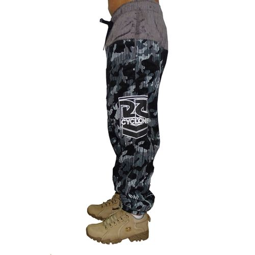 Camuflage Cinza Lateral