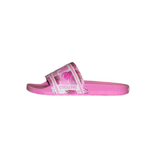 Freestyle Folhagem Rosa Lateral