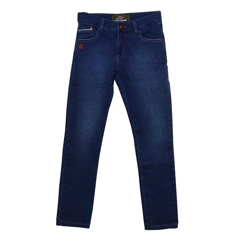 Jeans Infantil Moletom Skinny Malibu