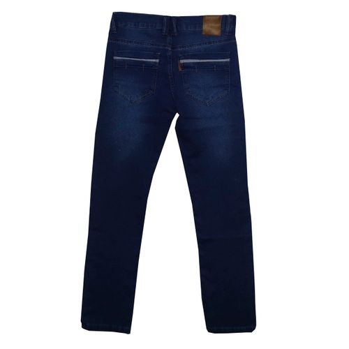 Costas Jeans Infantil Moletom Skinny Malibu