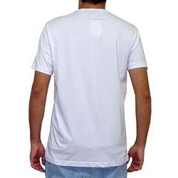 Camisa Skull Garden Branca