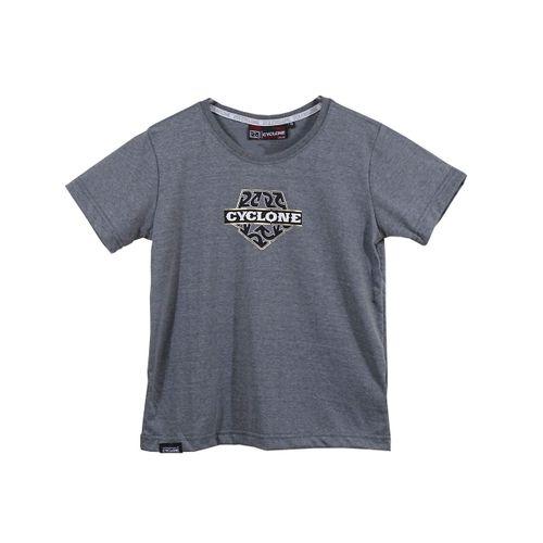 Camisa Infantil Tridimensional