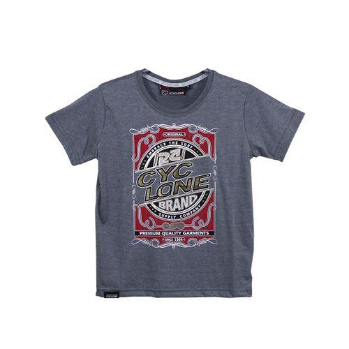 Camisa Infantil Swiss Metal