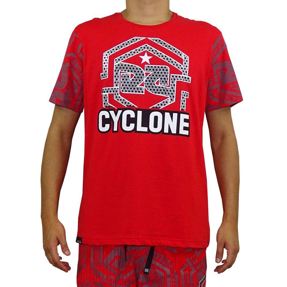 8db0e34f32 Camisa Hexágono Metal - cyclone