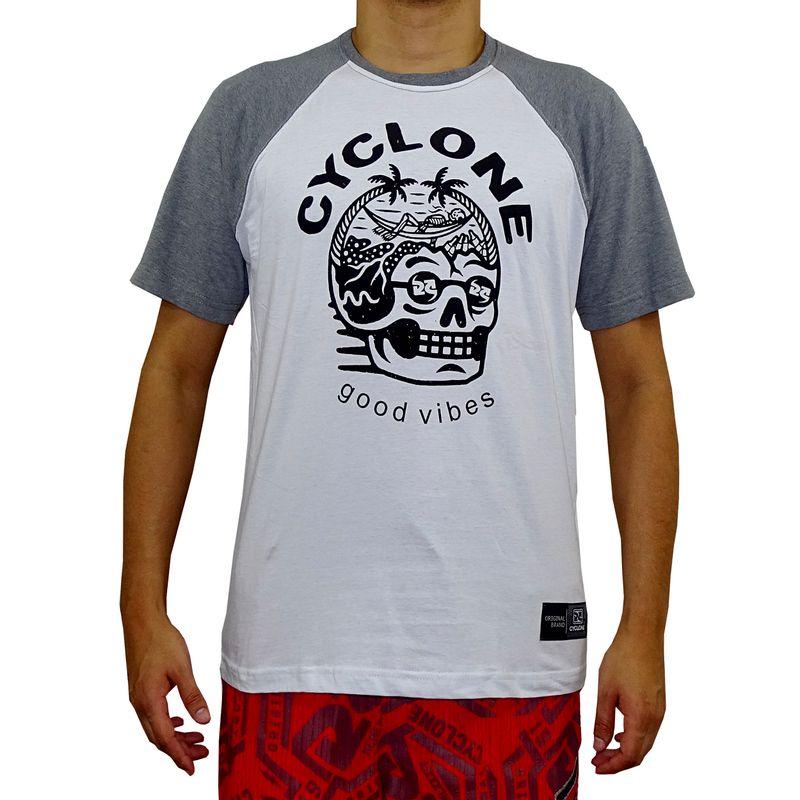 Camisa Raglan Good Vibes