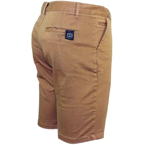 Costas Bermuda Sarja Stretch Basic