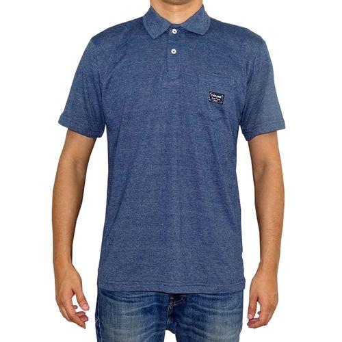 Camisa Pólo Gear Metal Azul