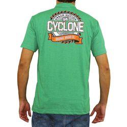 Costas Camisa Pólo Gear Metal Verde