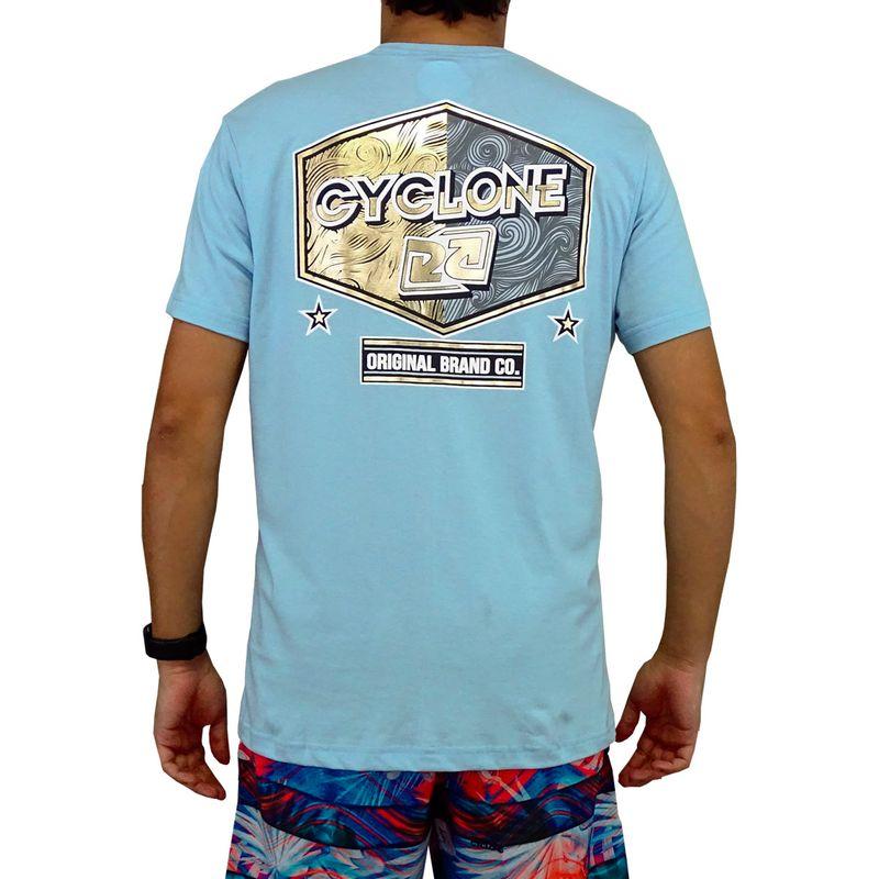 Costas Camisa Rainbow Metal Azul