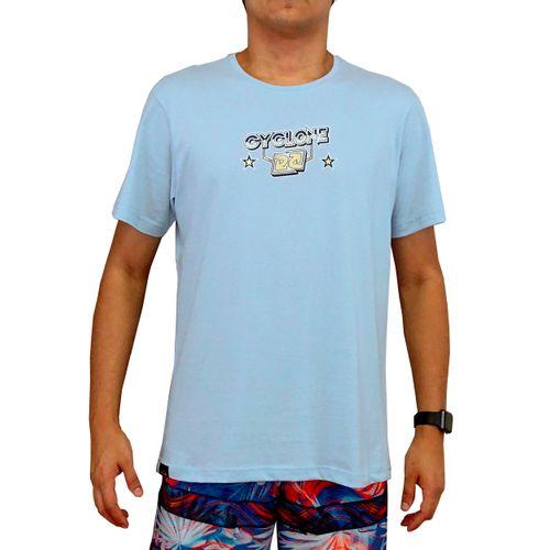 Camisa Rainbow Metal Azul