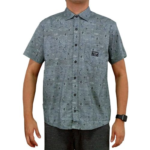 Camisa Tecido Island