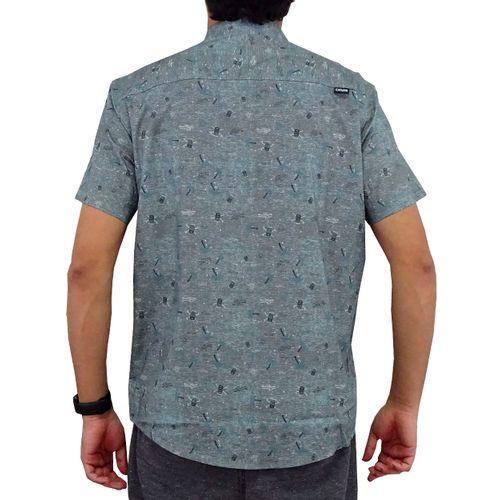Costas Camisa Tecido Island