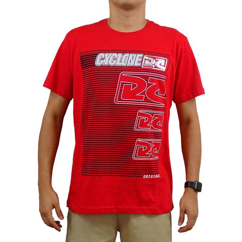Camisa Really Metal Vermelha