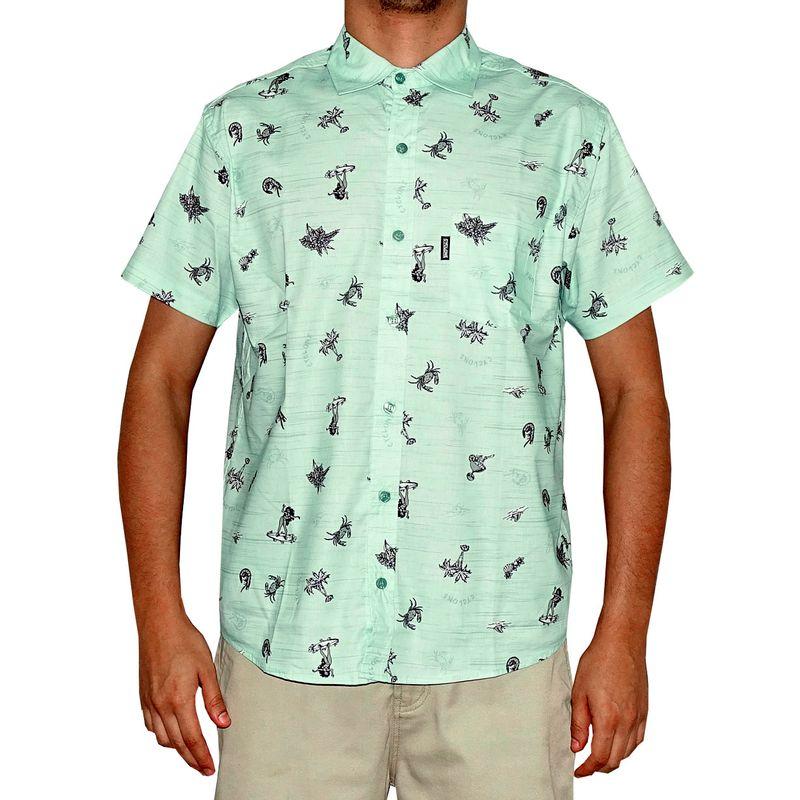 Camisa Tecido Beach