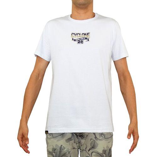Frente Camisa Gear Metal Branca