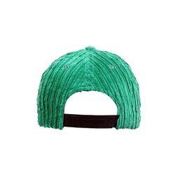 Boné Veludo Recicle Verde