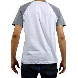 Costas Camisa Raglan Brigade