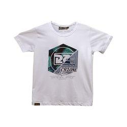Camisa Infantil Folhagem