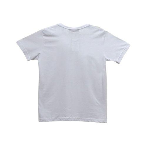 Costas Camisa Infantil Folhagem