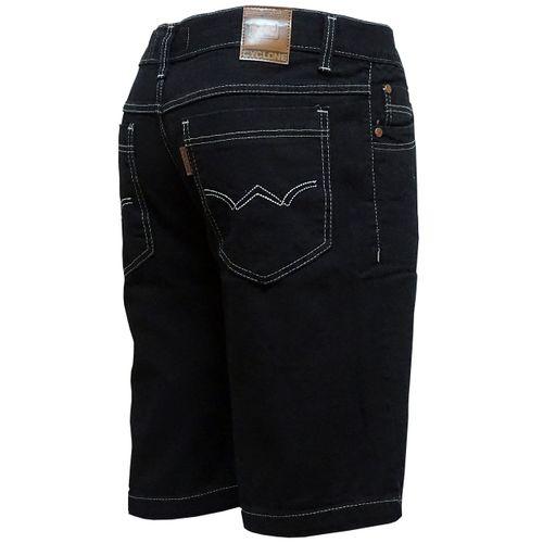 Costas Bermuda Jeans Stretch Setas