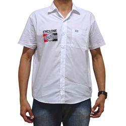 Camisa Tecido Telegrafic