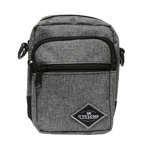 Bolsa Shoulder Ball Cinza