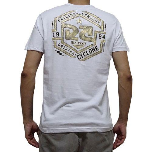 Costas Camisa Chrobot Metal Branca