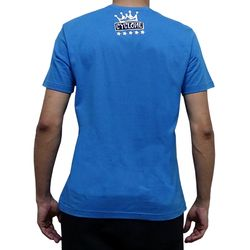 Costas Camisa King Metal Azul