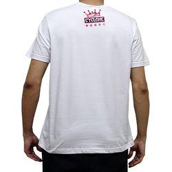 Costas Camisa King Metal Branca